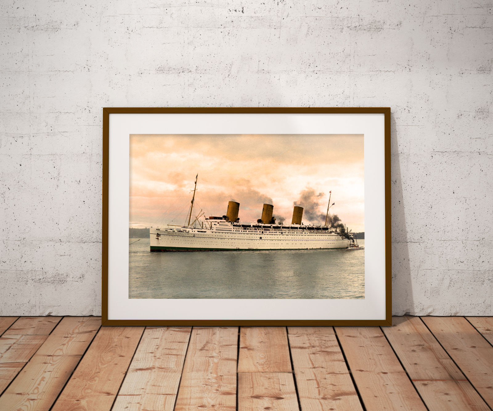 """RMS """"Empress of Britain"""" (1930)"""
