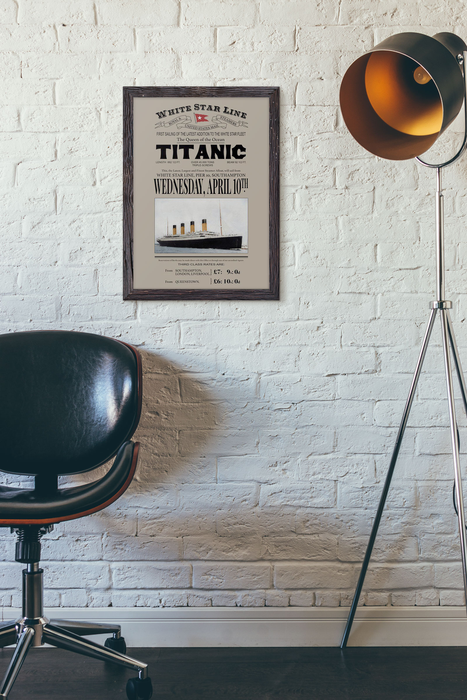"RMS ""Titanic"" (Poster)"