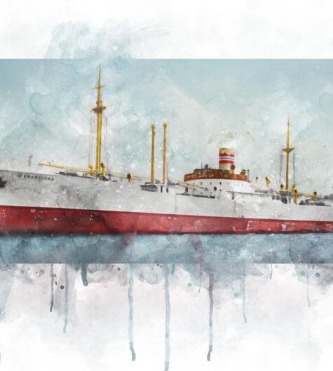 Randsfjord 1937