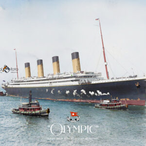RMS Olympic 1911