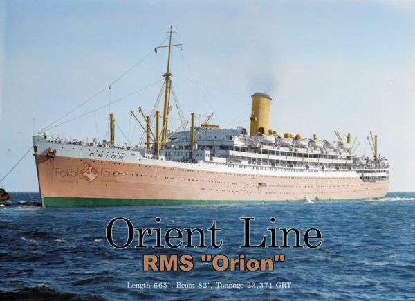 RMS Orion
